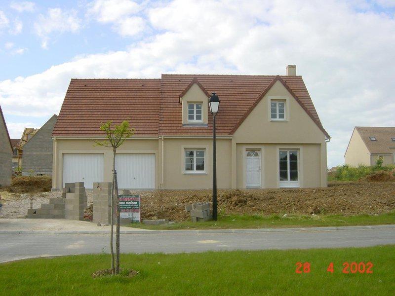 Maison  6 pièces + Terrain 800 m² Quincampoix par RESIDENCES INTER ROUEN