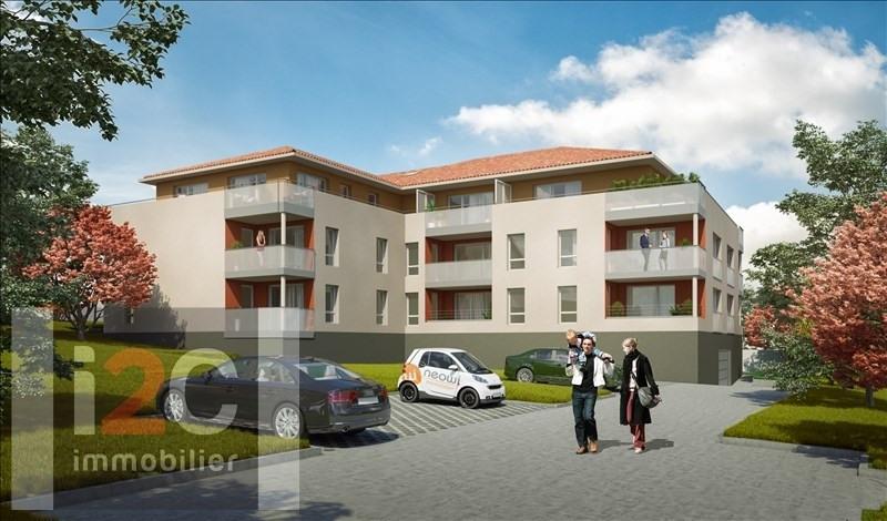 Sale apartment Peron 339000€ - Picture 1