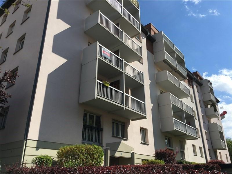 Vermietung wohnung Schiltigheim 560€ CC - Fotografie 1
