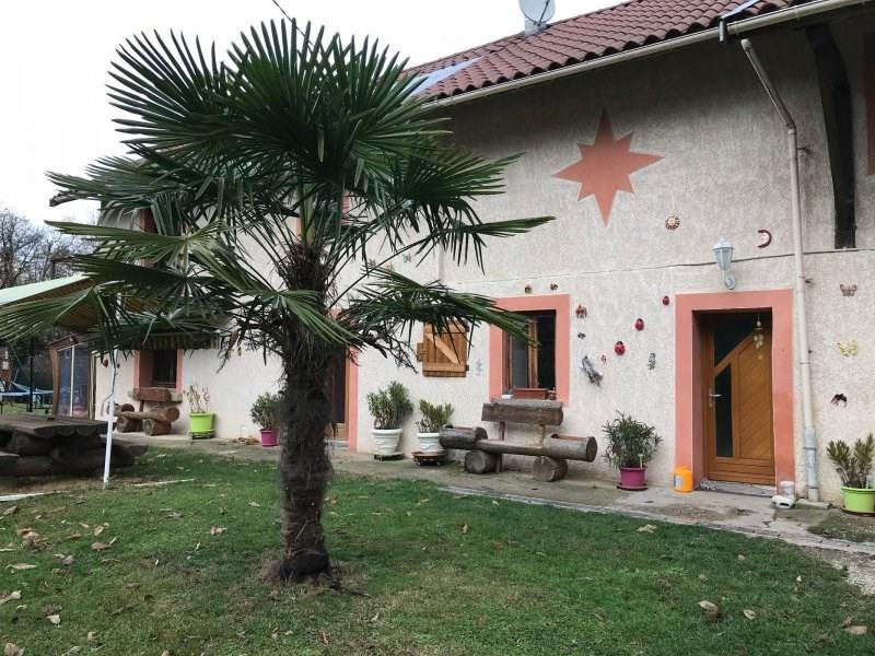 Vente maison / villa Bourgoin jallieu 475000€ - Photo 1