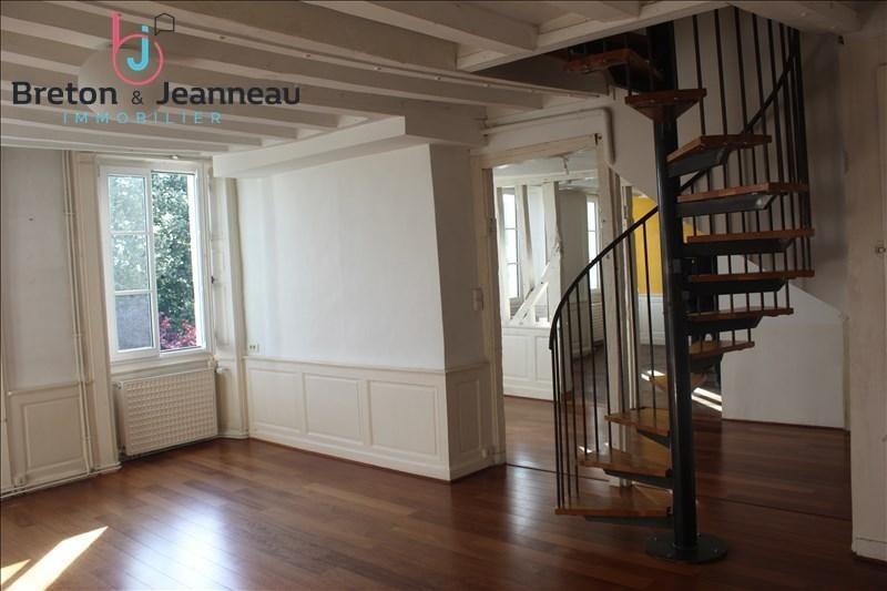 Vente appartement Laval 208000€ - Photo 1
