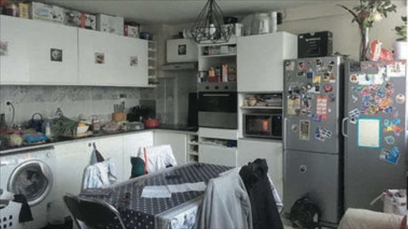 Verkoop  appartement Gennevilliers 215000€ - Foto 1