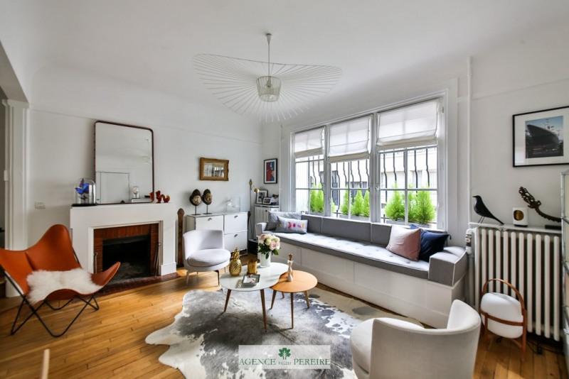 Sale apartment Neuilly-sur-seine 830000€ - Picture 1