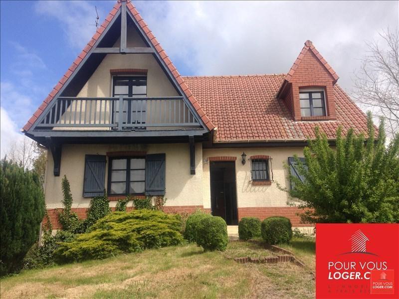 Sale house / villa Condette 250000€ - Picture 1