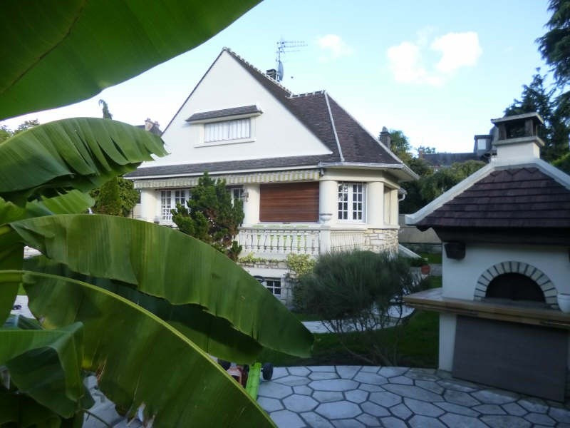 Vente maison / villa Margency 499 000€ - Photo 1