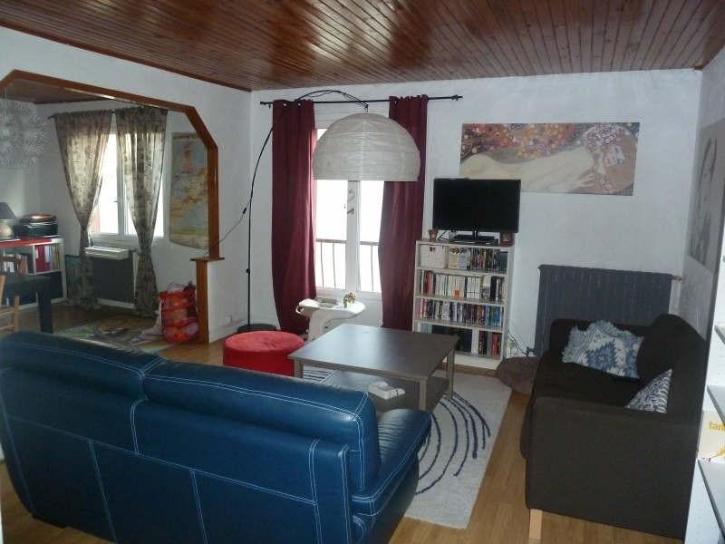 Location maison / villa Conflans ste honorine 932€ CC - Photo 2
