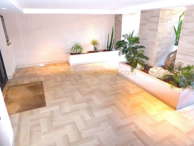 Life annuity apartment Cannes 273 000€ - Picture 6