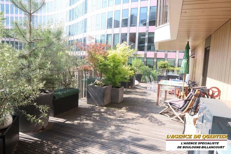 Revenda apartamento Boulogne-billancourt 735000€ - Fotografia 1