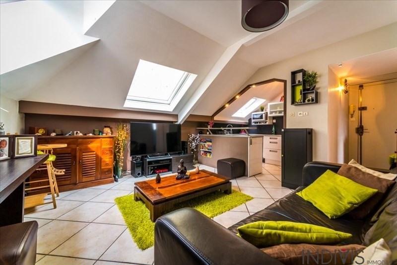 Sale apartment Puteaux 308500€ - Picture 2