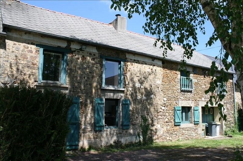 Vente maison / villa Mohon 115000€ - Photo 1