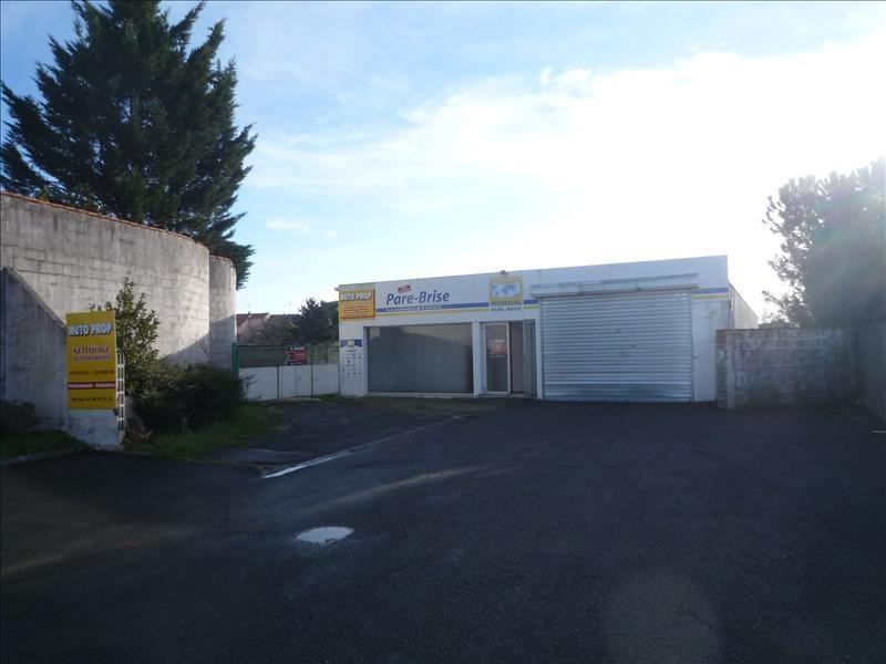 Vente local commercial Rochefort 376200€ - Photo 1