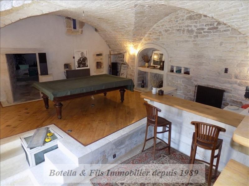 Deluxe sale house / villa Barjac 489500€ - Picture 5