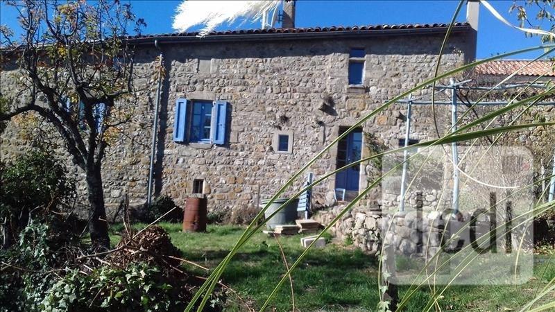 Vente maison / villa Aubenas 212000€ - Photo 1