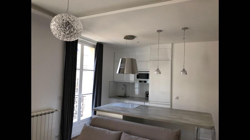 Revenda apartamento Paris 17ème 375000€ - Fotografia 2