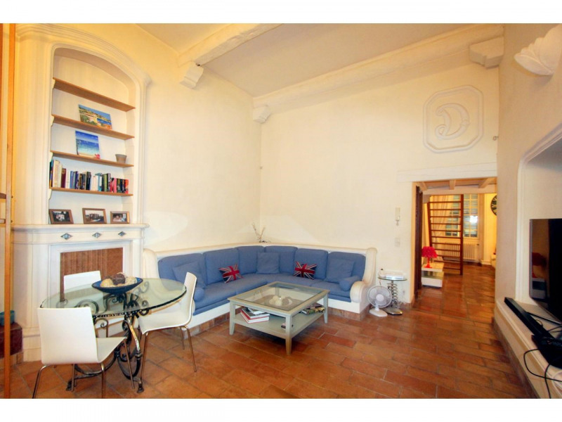 Deluxe sale apartment Nice 630000€ - Picture 3