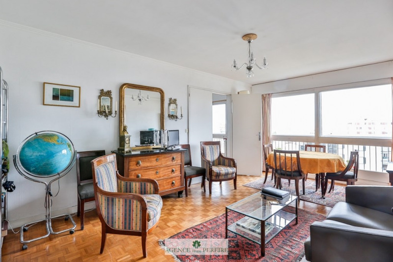 Vente appartement Paris 18ème 389 000€ - Photo 1