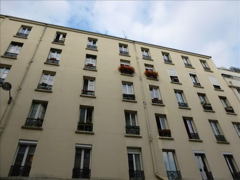 Sale apartment Paris 19ème 155000€ - Picture 1