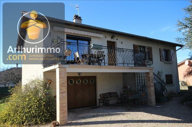 Sale house / villa Veauche 225000€ - Picture 1
