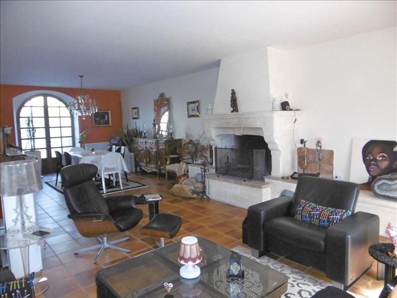 Vente maison / villa Aigues vives 454000€ - Photo 1