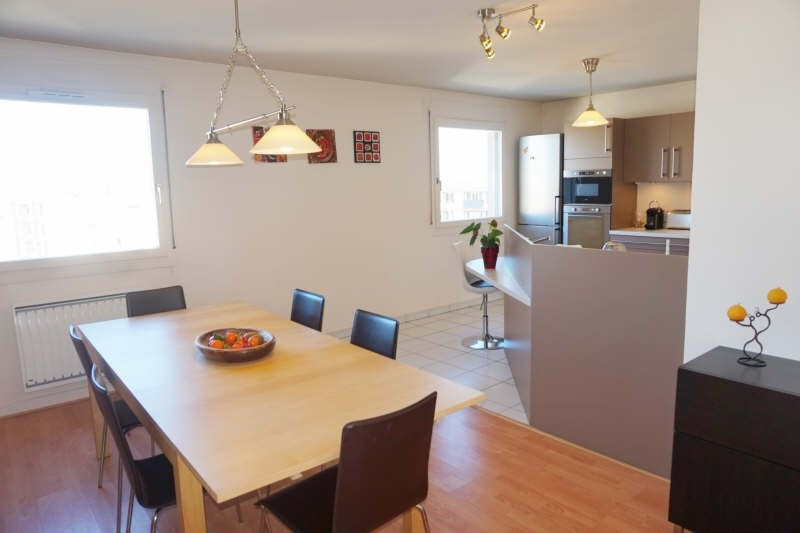 Vente appartement Villeurbanne 495 000€ - Photo 3