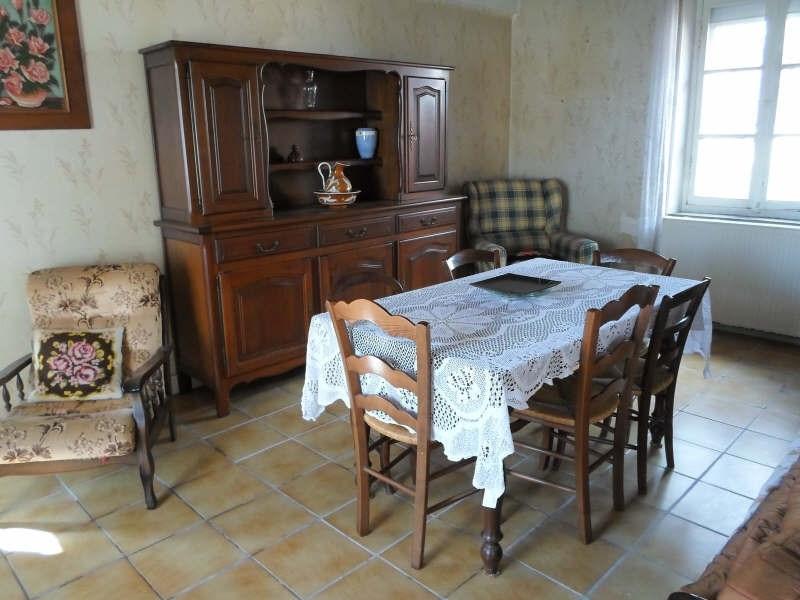 Vente maison / villa Chabris 75000€ - Photo 6