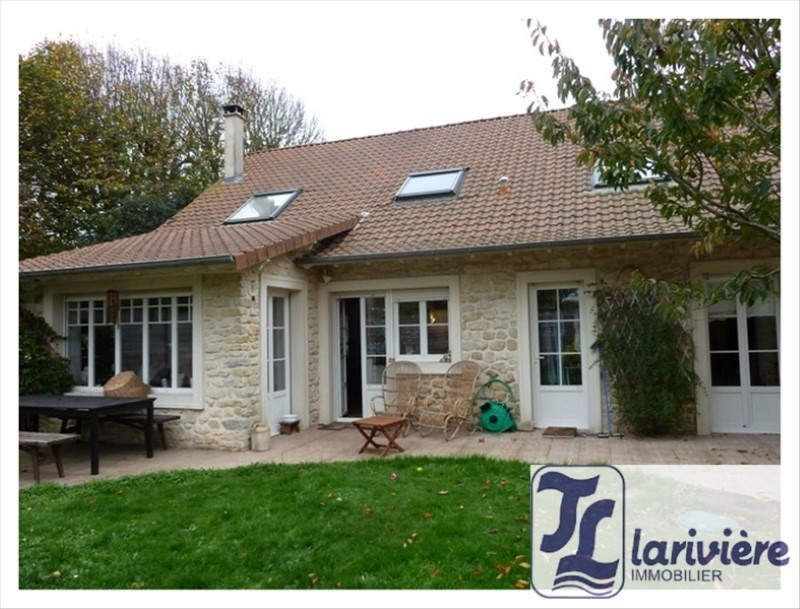 Deluxe sale house / villa Beuvrequen 272 000€ - Picture 1
