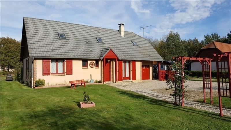 Vente maison / villa Damville 243000€ - Photo 2