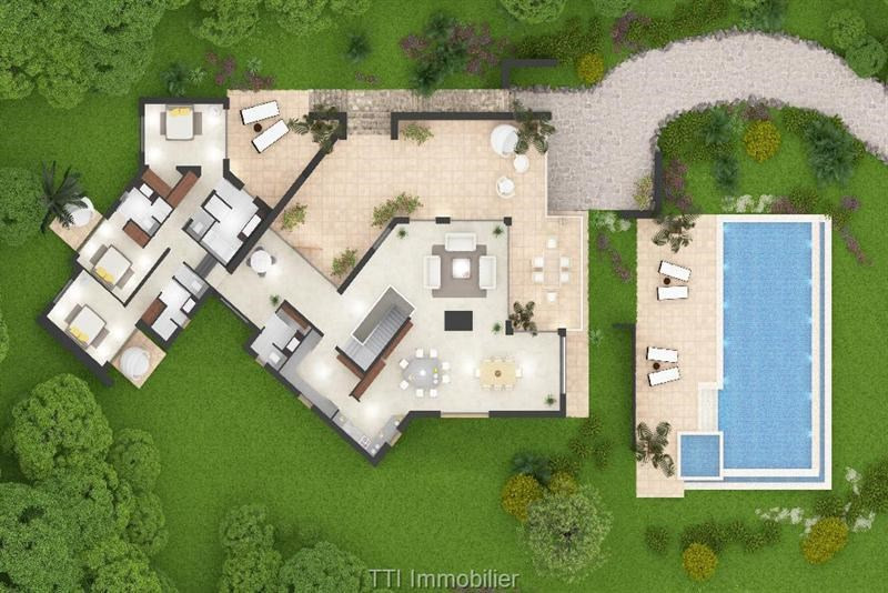 Deluxe sale house / villa Grimaud 5250000€ - Picture 7