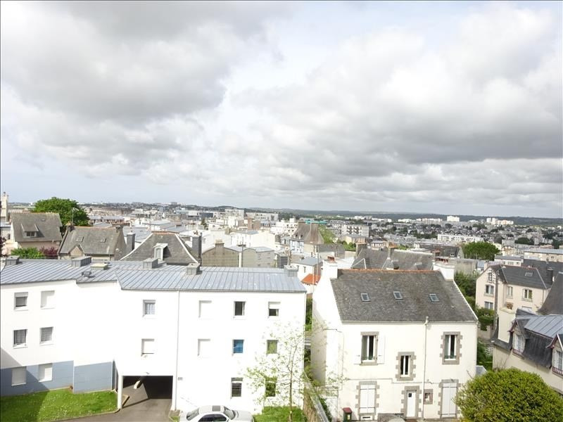 Sale apartment Brest 107800€ - Picture 1