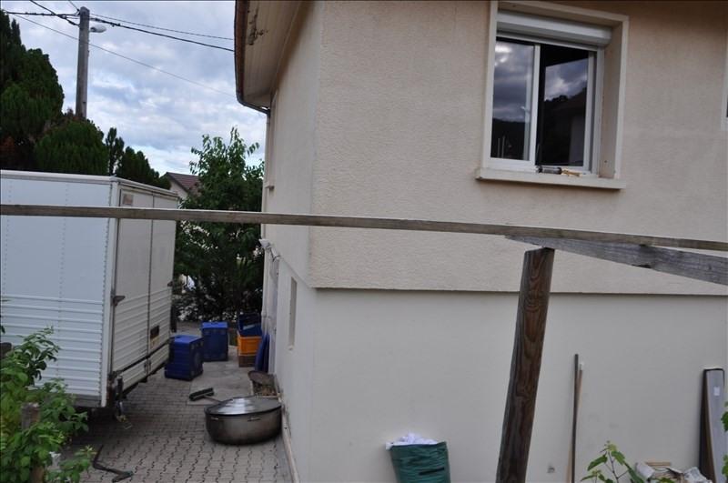 Vente maison / villa Oyonnax 167000€ - Photo 4