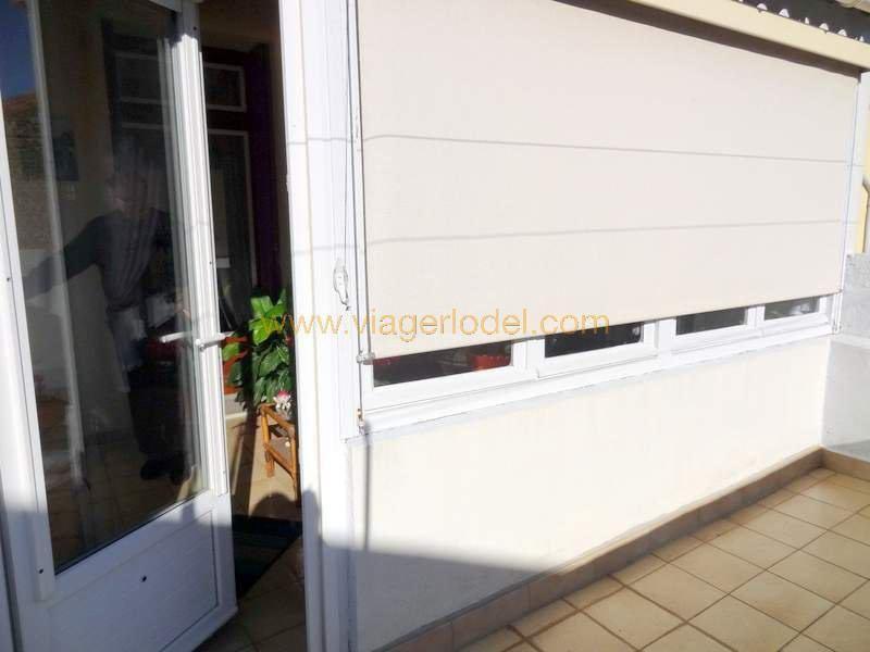 Lijfrente  huis Maureilhan 46000€ - Foto 10