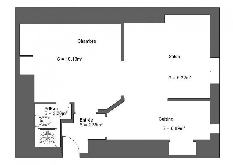 Location appartement Grenoble 420€ CC - Photo 6