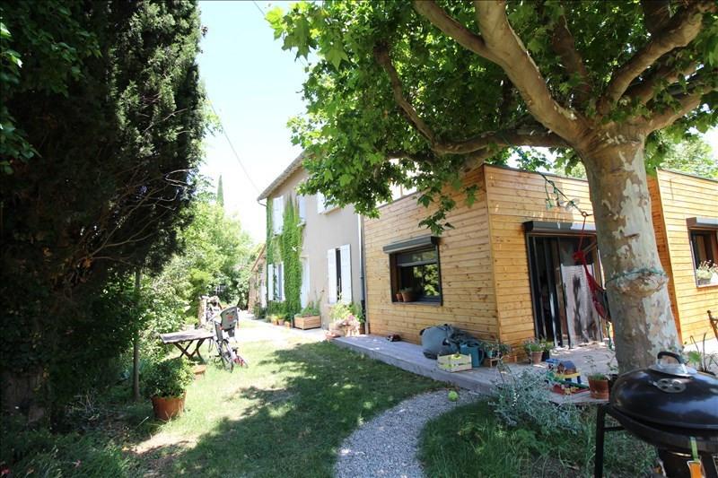 Vente maison / villa Montfavet 320000€ - Photo 7