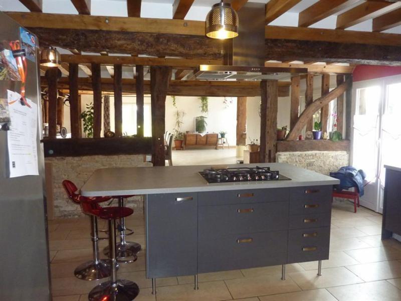 Vente maison / villa Crèvecoeur-en-auge 357000€ - Photo 5