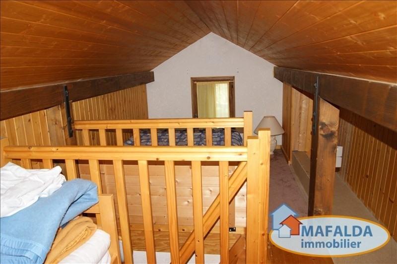 Vente maison / villa Mont saxonnex 210000€ - Photo 9