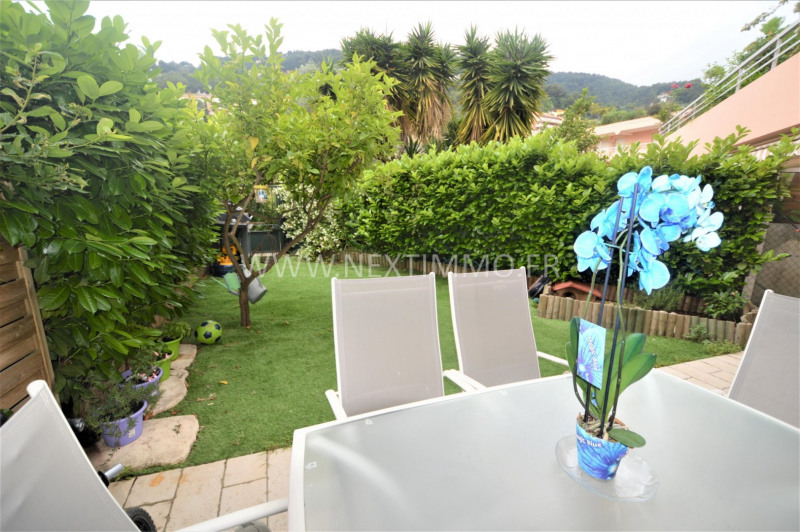Vente de prestige appartement Menton 580 000€ - Photo 1