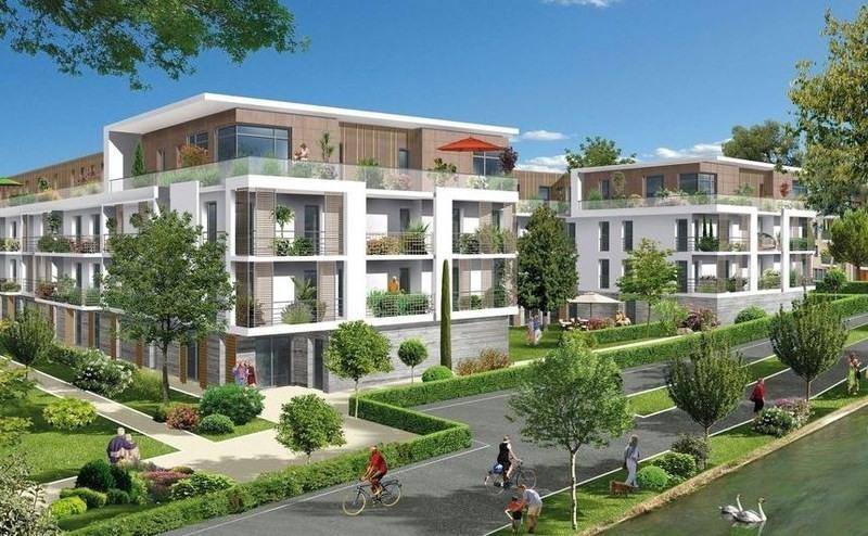 Vente appartement Pomponne 190000€ - Photo 1