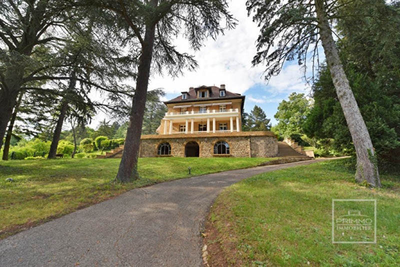 Deluxe sale house / villa Saint cyr au mont d'or 1 560 000€ - Picture 1