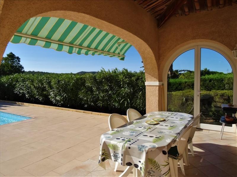 Deluxe sale house / villa Valescure 695000€ - Picture 3
