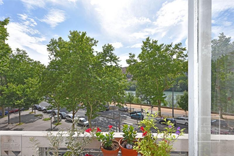 Vente de prestige appartement Lyon 6ème 590000€ - Photo 2