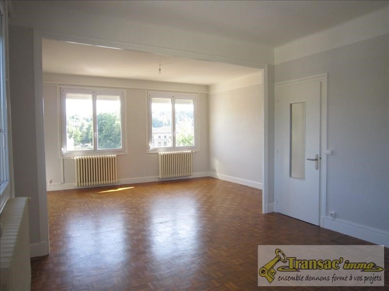 Sale apartment Thiers 54500€ - Picture 5