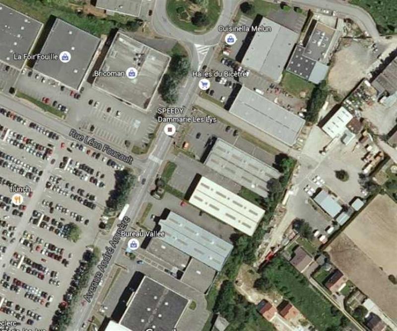 Location Local d'activités / Entrepôt Dammarie-les-Lys 0