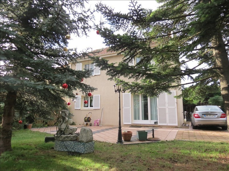 Vente maison / villa Le plessis bouchard 416000€ - Photo 1