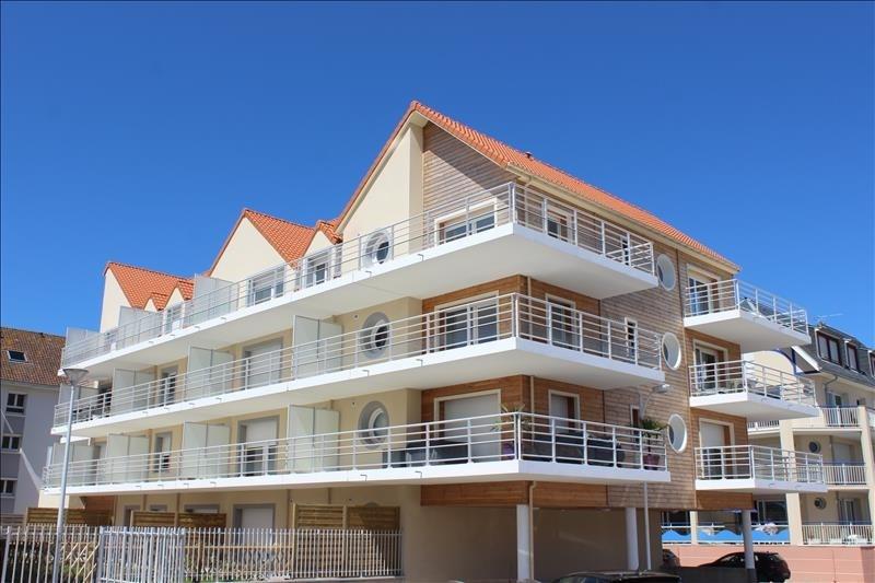 Vente appartement Fort mahon plage 231000€ - Photo 1