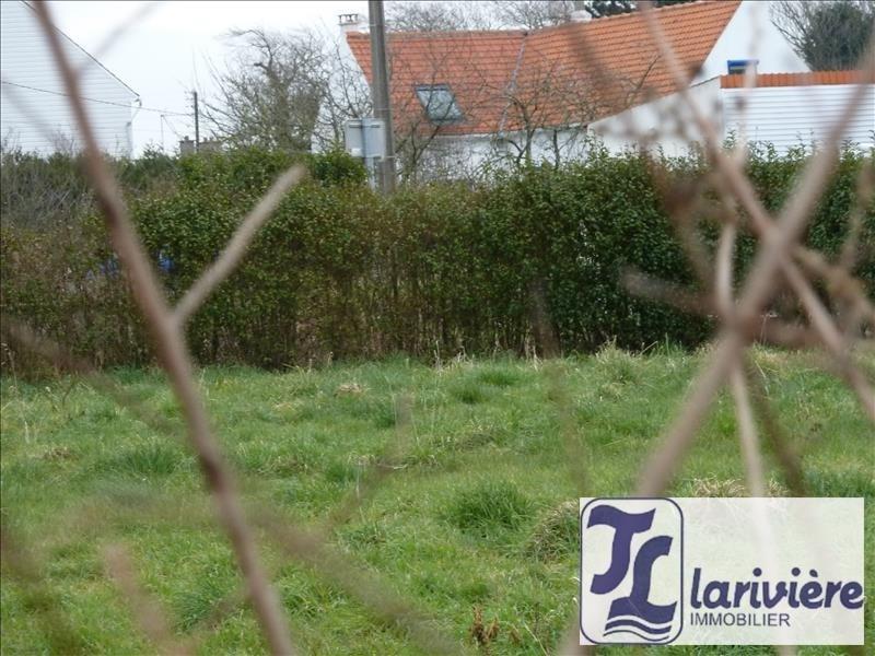 Vente terrain Ambleteuse 100000€ - Photo 1