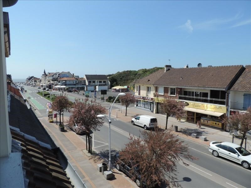Vente appartement Fort mahon plage 128 000€ - Photo 2