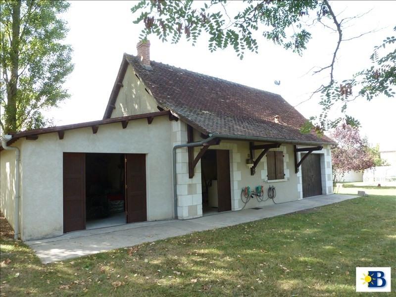 Vente maison / villa Chaumussay 315000€ - Photo 12