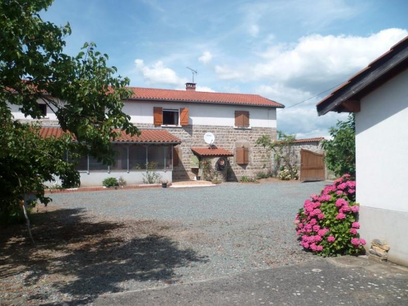 Vente maison / villa St laurent de chamousset 242000€ - Photo 1