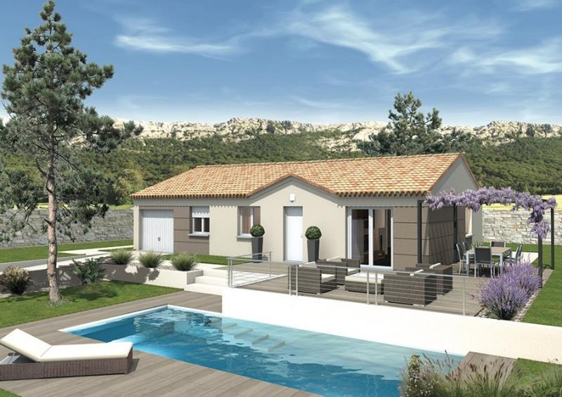 Maison  4 pièces + Terrain 719 m² Montalieu-Vercieu par MAISONS PUNCH AMBERIEU