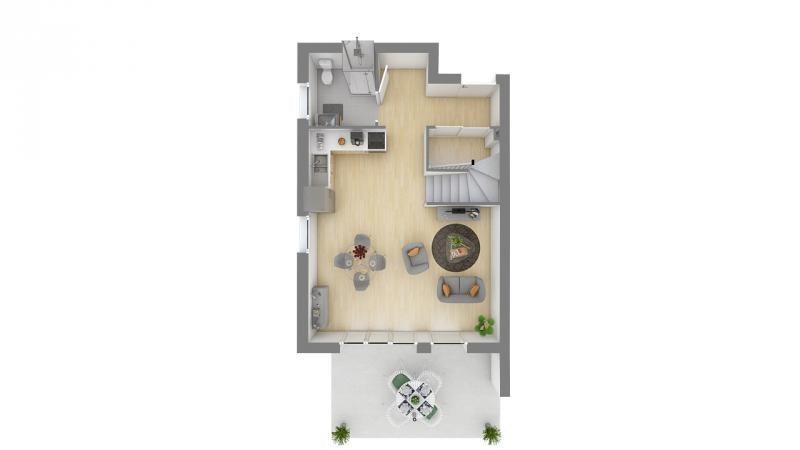 Venta  casa Saverne 192000€ - Fotografía 6